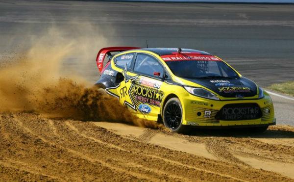 Podremos ver el Europeo de Rallycross en España por TV
