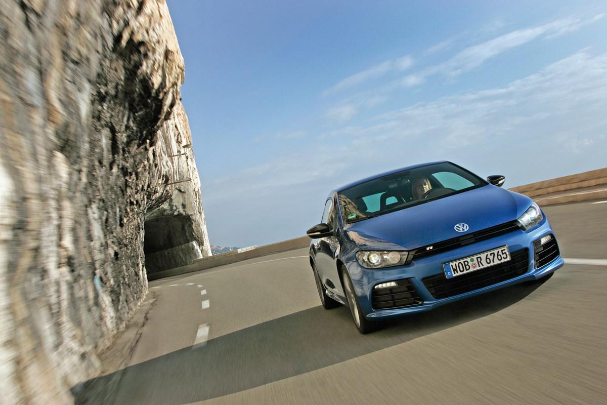 Volkswagen España simplifica la gama del Scirocco