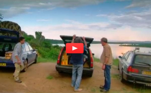 Top Gear se va a África Parte 2