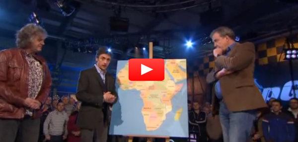 Top Gear se va a África Parte 1