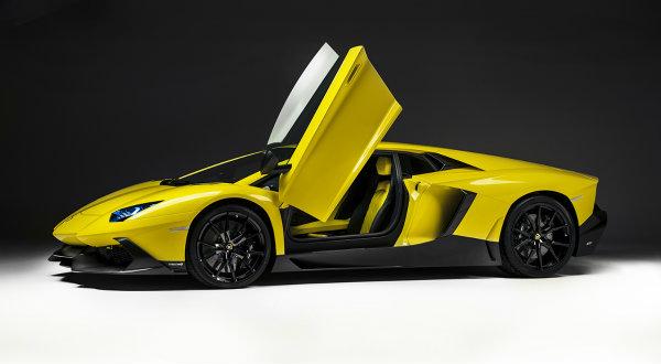 Lamborghini Aventador 720-4 50 Aniversario