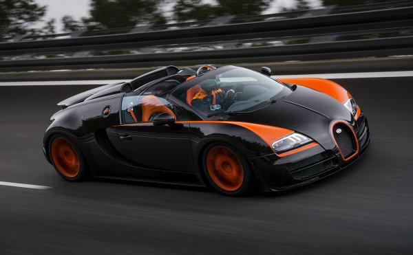 Los diez coches más rápidos del mundo