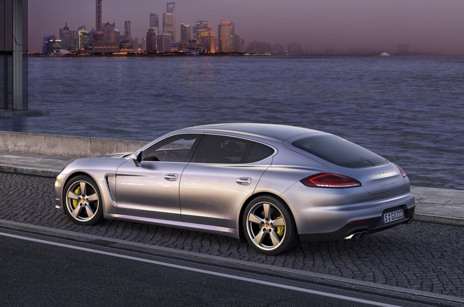 Porsche renueva el Panamera y hace su gama más interesante