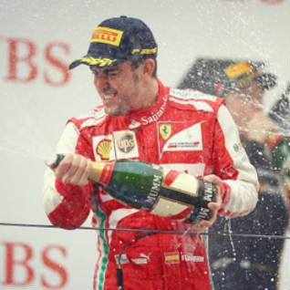 GP F1 China 2013: Victoria de Alonso, pero, ¿y lo de Webber?