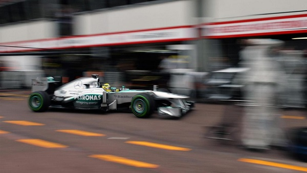 GP F1 Mónaco 2013: Pole y victoria para Rosberg
