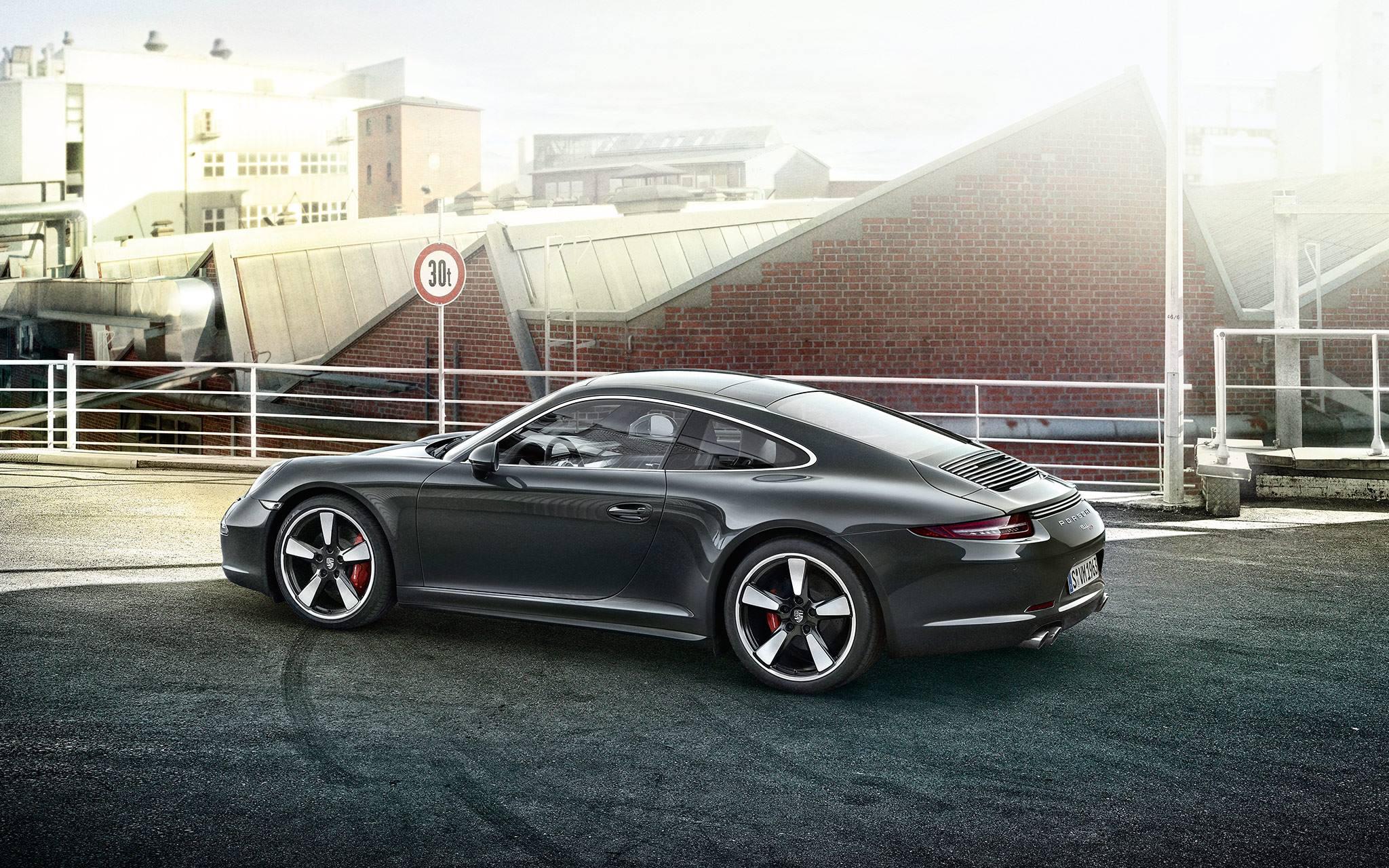 Porsche presentará en Frankfurt el 911 50 aniversario