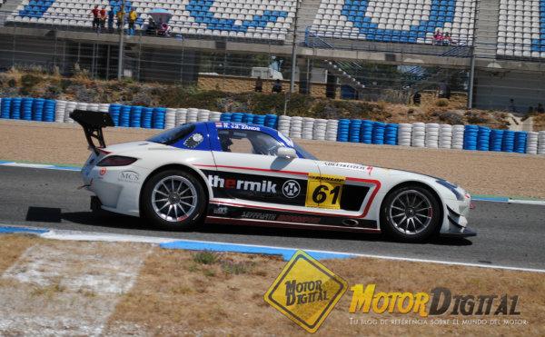 Así fue el GT Open este fin de semana pasado en Jerez