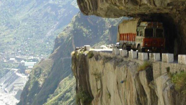 Las carreteras más extremas del mundo