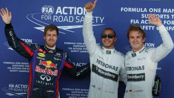 GP F1 Gran Bretaña 2013: Hamilton consigue la pole