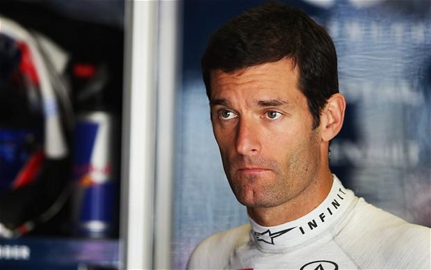 Mark Webber dejará la F1 y participará en Le Mans