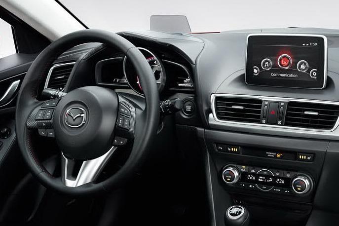 El nuevo Mazda 3 se deja ver antes de tiempo
