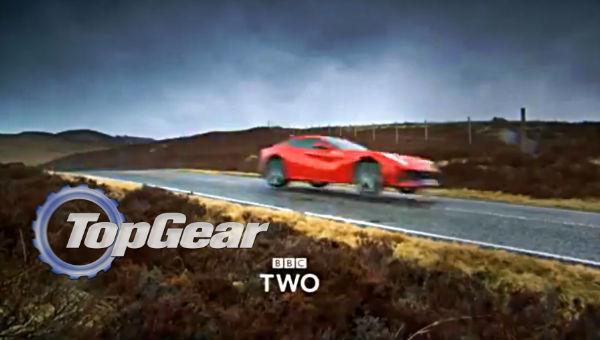 Vuelve Top Gear con la vigésima temporada