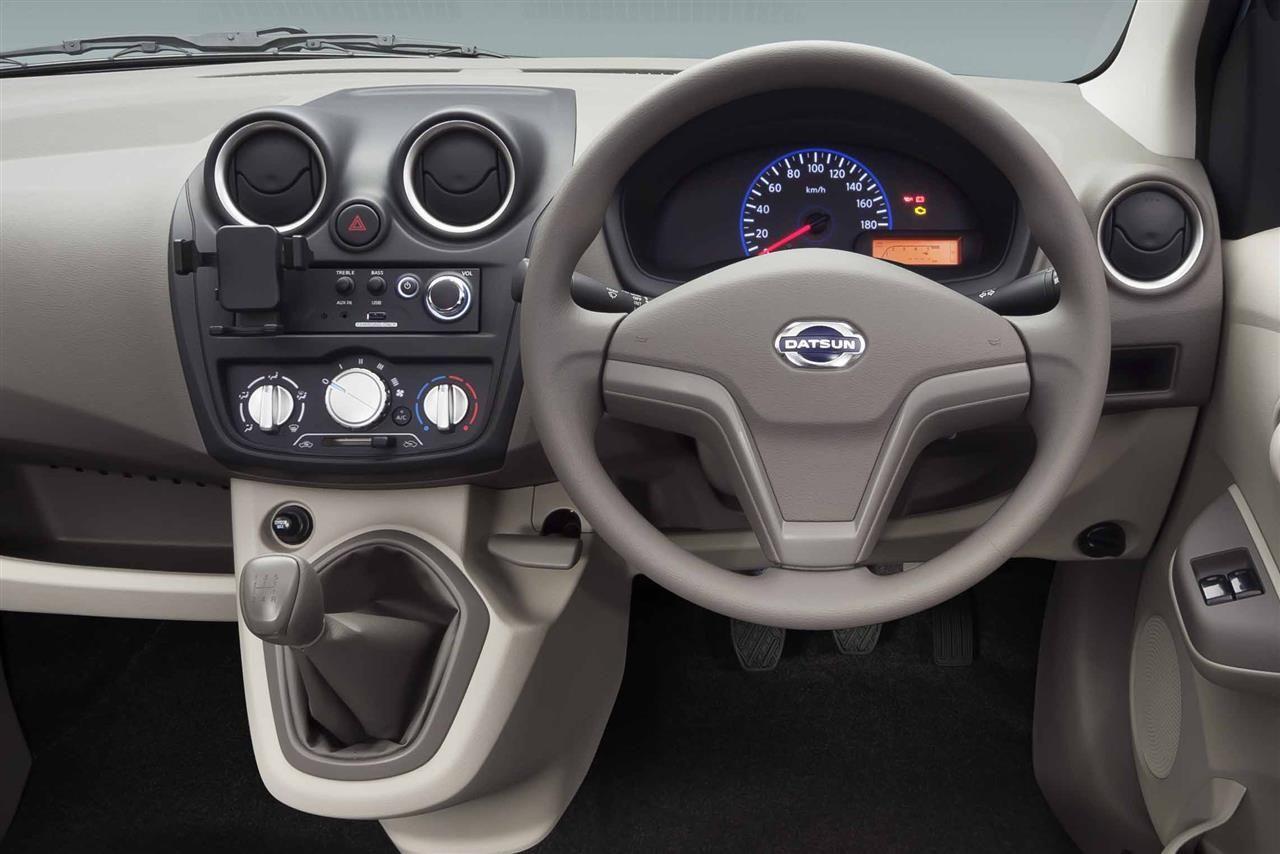 """Datsun presenta el GO, """"el primer nuevo Datsun"""""""