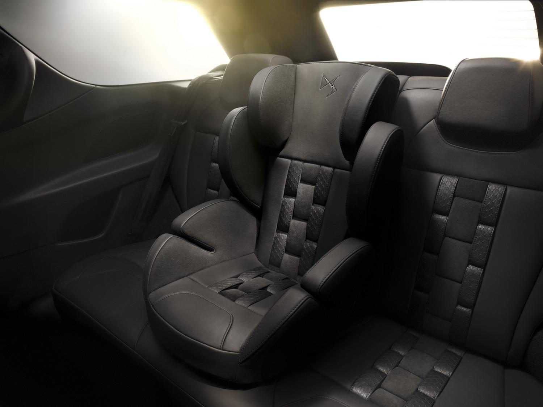 Citroën nos muestra el DS3 Cabrio Racing Concept