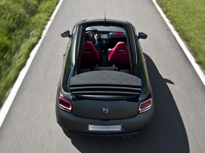 El Citroën DS3 Cabrio Racing Concept llegará a producción, pero de forma muy limitada