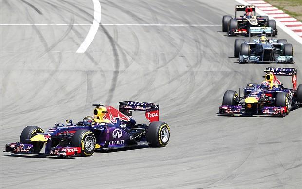 GP de Alemania 2013: Vettel se alza con la victoria en casa