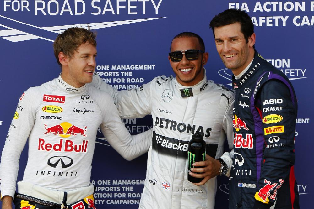 GP F1 Alemania 2013: Hamilton vuelve a conseguir la pole
