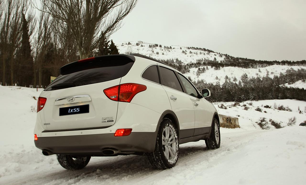 El Hyundai IX55 se despide del mercado español