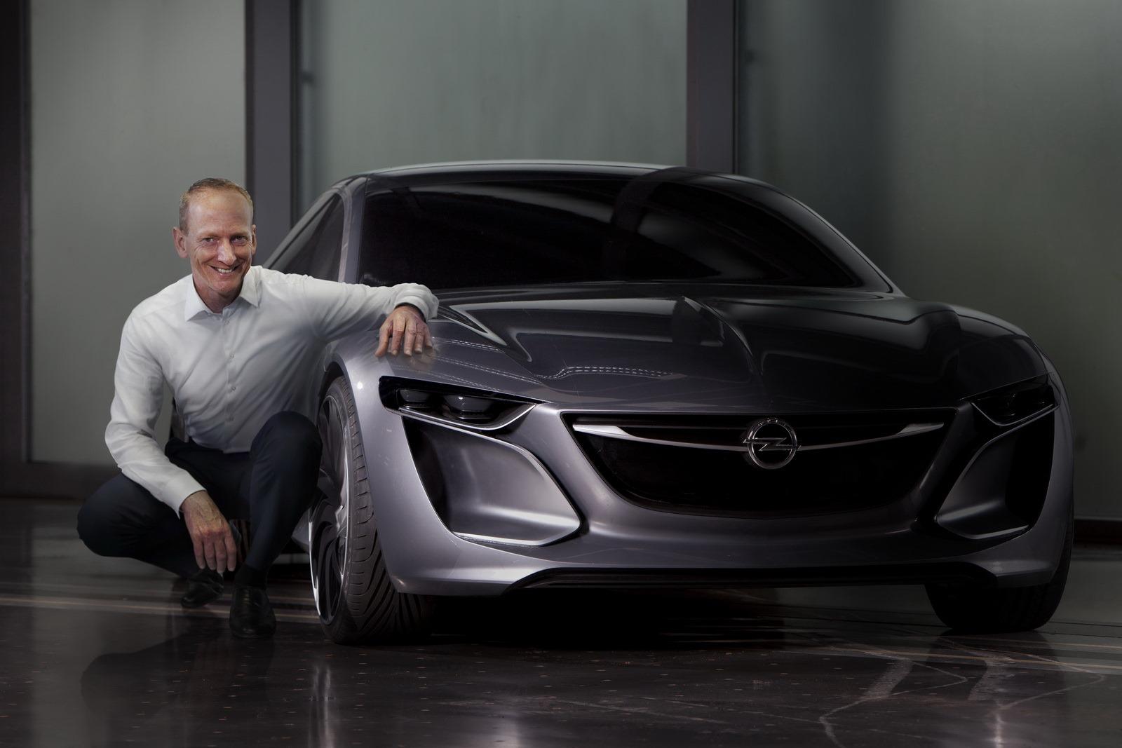 Opel desvela antes de tiempo el Monza Concept