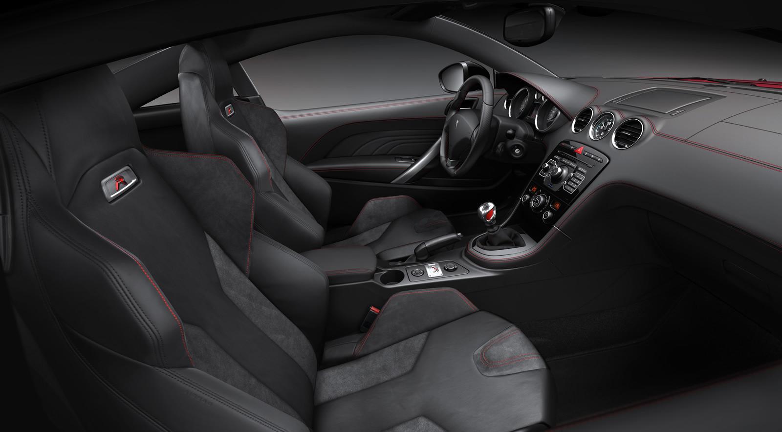 Así es el Peugeot CRZ R de producción