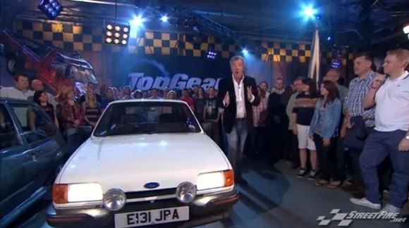 Primer episodio de la 20 Temporada de Top Gear
