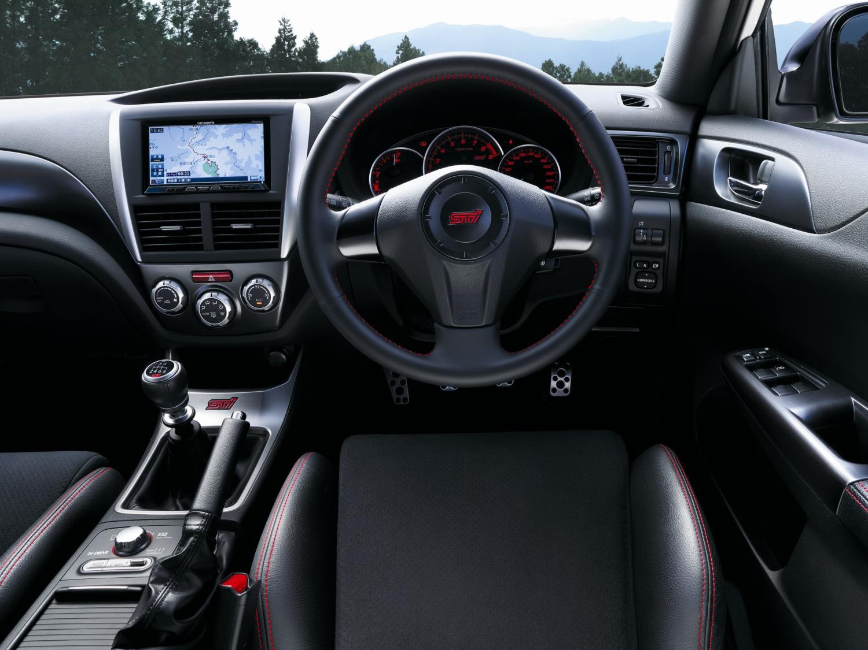 Subaru presenta el Impreza STi tS Type RA NBR Challenge, sólo para Japón