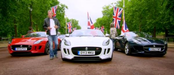 La vigésima temporada de Top Gear