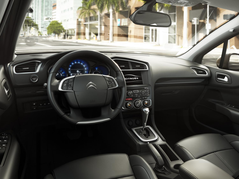 Citroën C4 Lounge, el C4 se reinventa para Latinoamérica