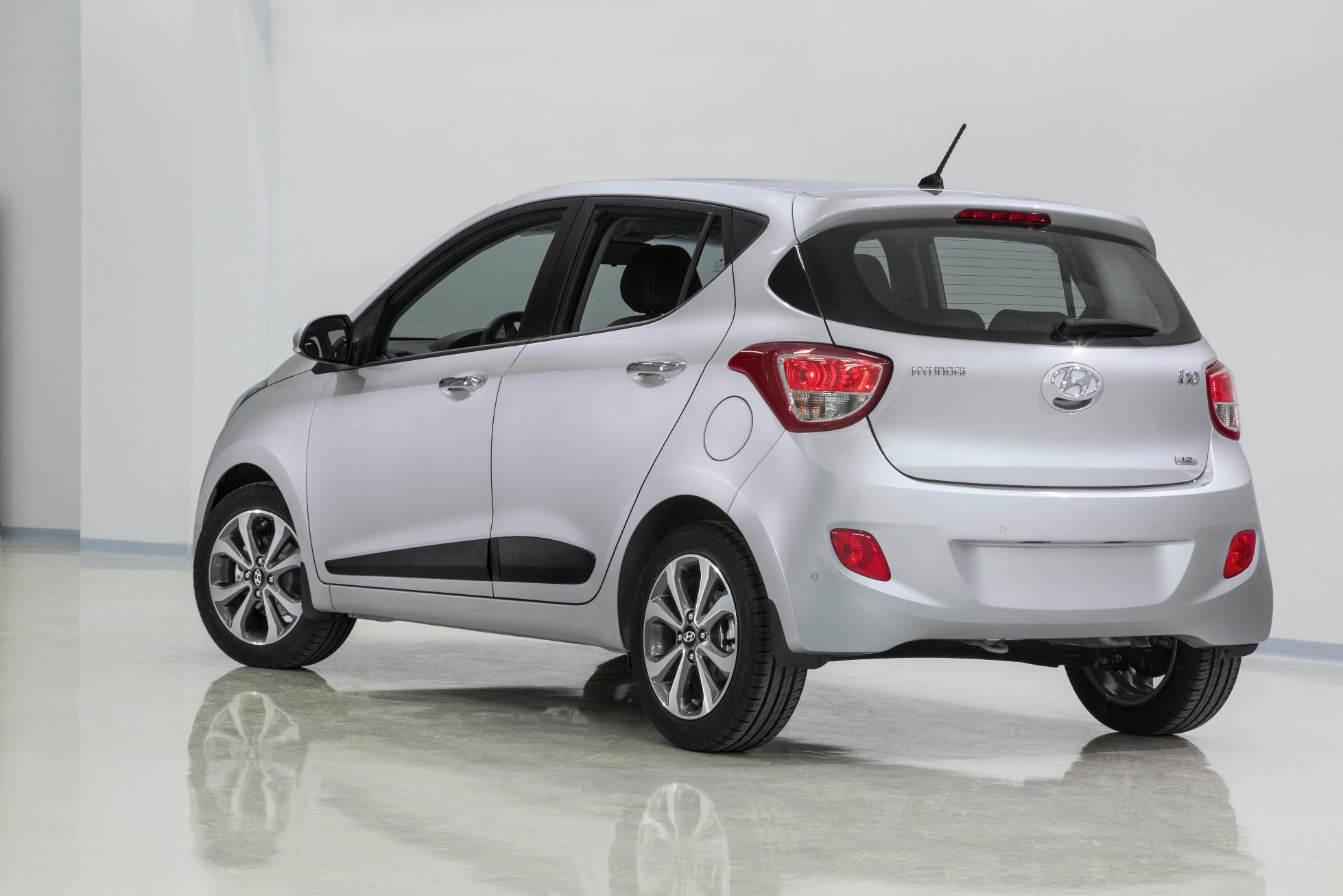 Hyundai nos muestra el nuevo i10