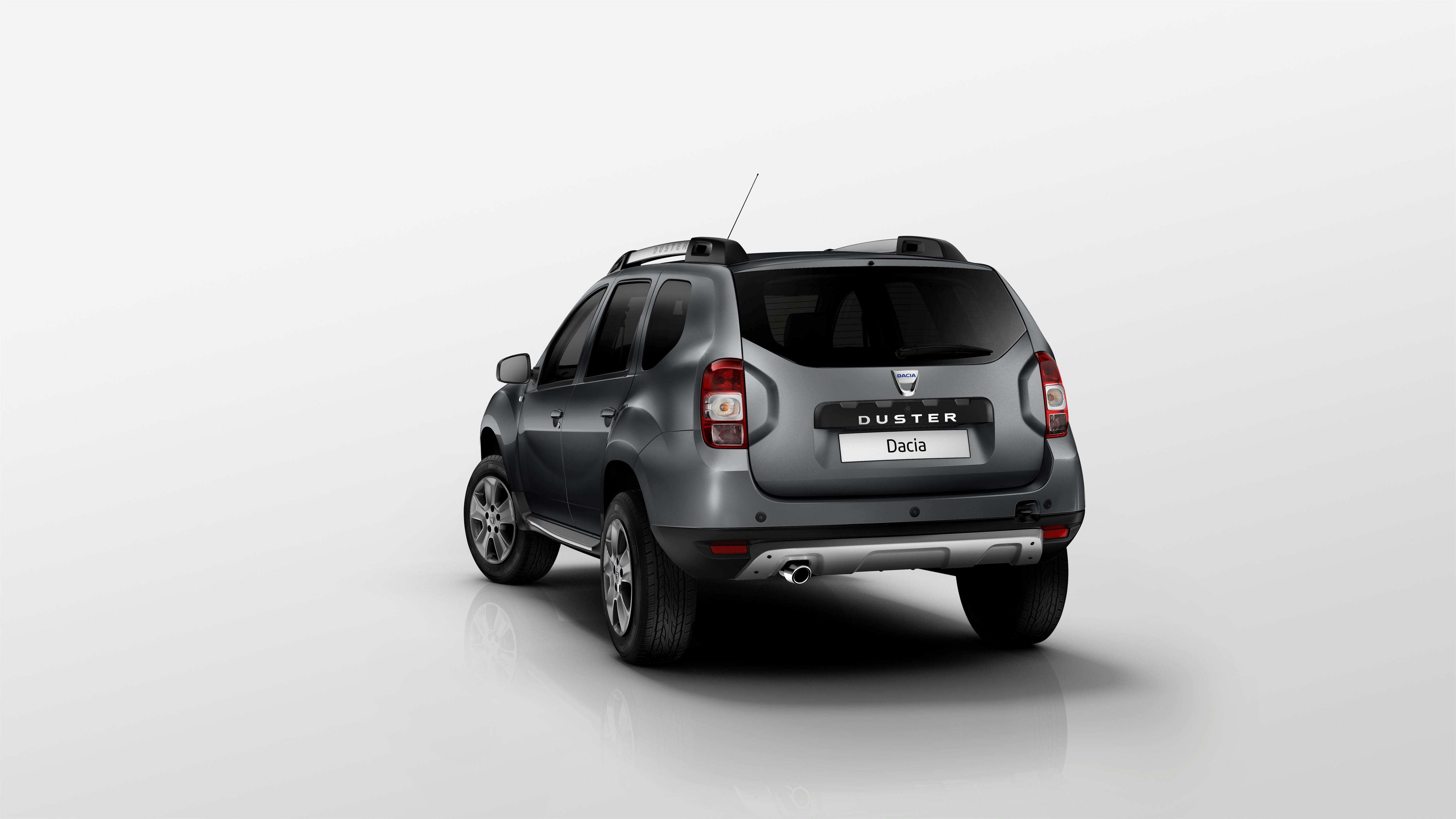 El Dacia Duster refresca su imagen para el Salón de Frankfurt