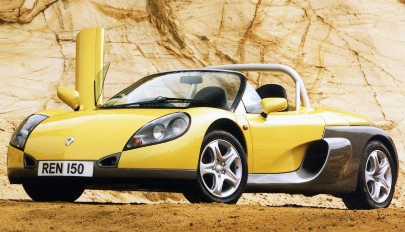 Conociendo un poco más de cerca al Renault Spider