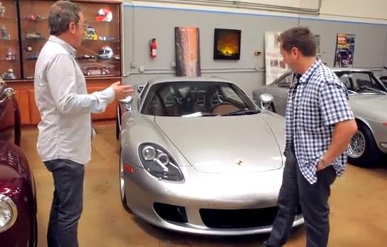 Así de impresionante es la colección de coches de Tim Allen