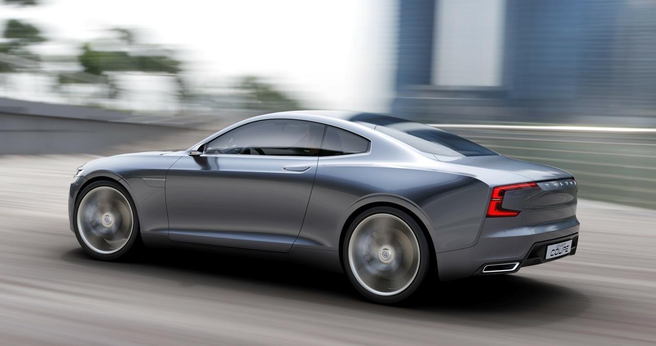 Volvo vuelve a sus orígenes con el Concept Coupé