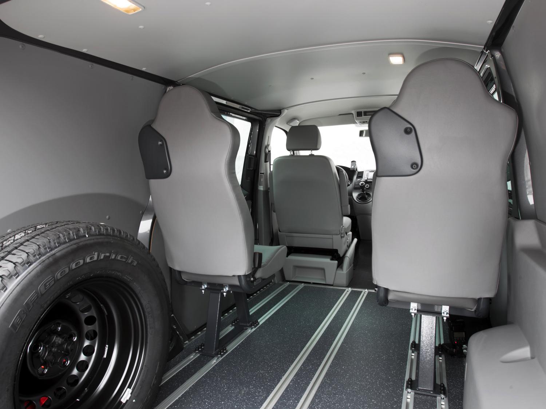 Vuelve el Volkswagen Transporter Rockton