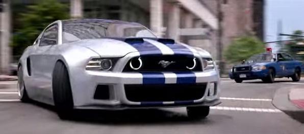 El primer trailer de Need For Speed te dejará con ganas de más