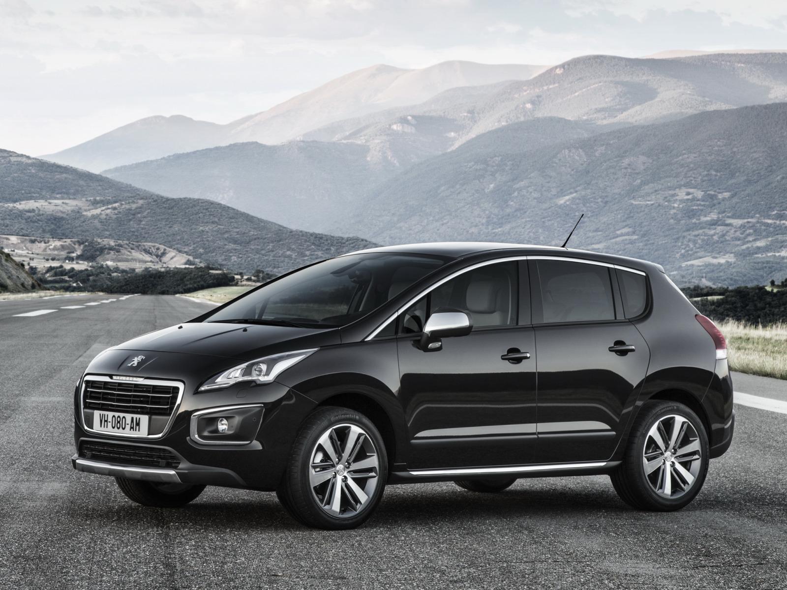 Peugeot 3008 2014, el crossover de Peugeot se actualiza