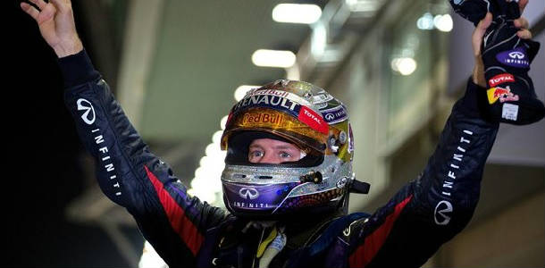 GP de Singapur 2013: Vettel se da otro paseo