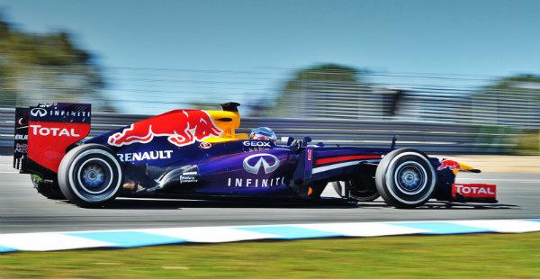 El secreto de Red Bull podría estar en sus amortiguadores