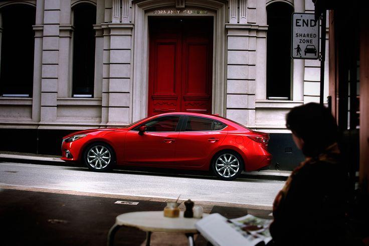 Mazda lanzará en Japón una variante híbrida de la nueva generación del 3