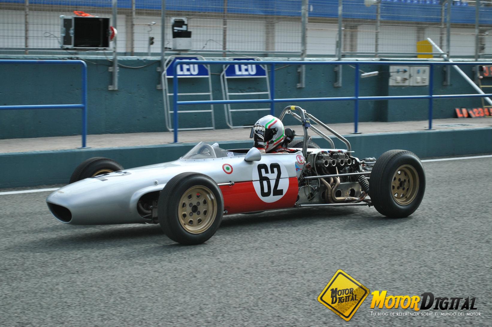 Festival de Históricos del Automovilismo en el Circuito de Jerez (IV)