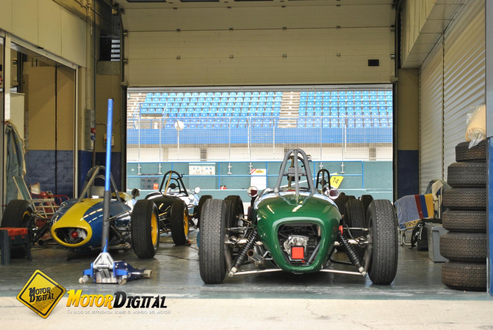Festival de Históricos del Automovilismo en el Circuito de Jerez (V)