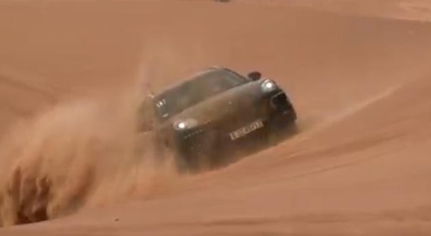 Porsche comienza a promocionar el Macan