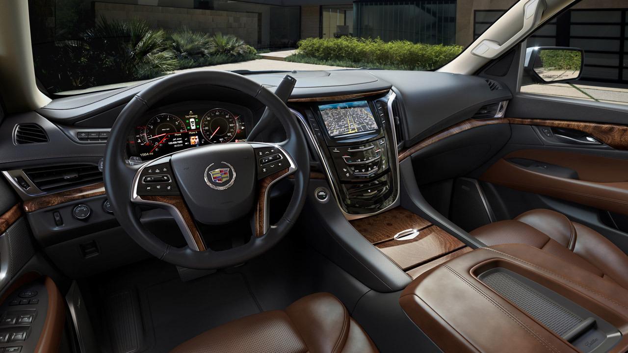 Cadillac presenta la nueva generación del Escalade
