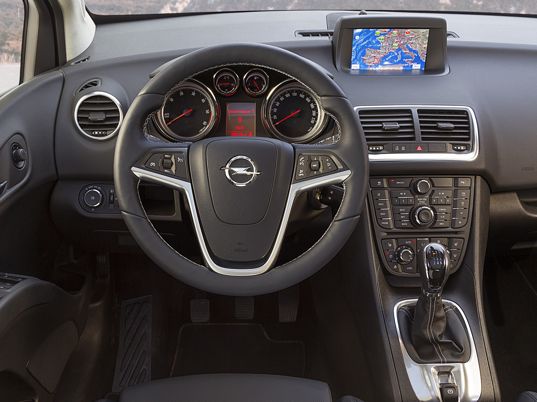 El Opel Meriva se somete a algunos cambios