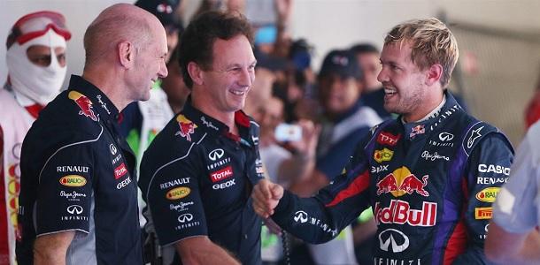 Las 5 claves de Vettel para lograr el tetracampeonato