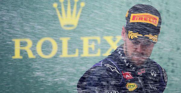 Vettel deja Red Bull y Alonso, Ferrari