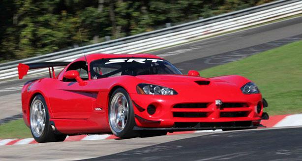 Las 10 mejores vueltas en Nürburgring (I)