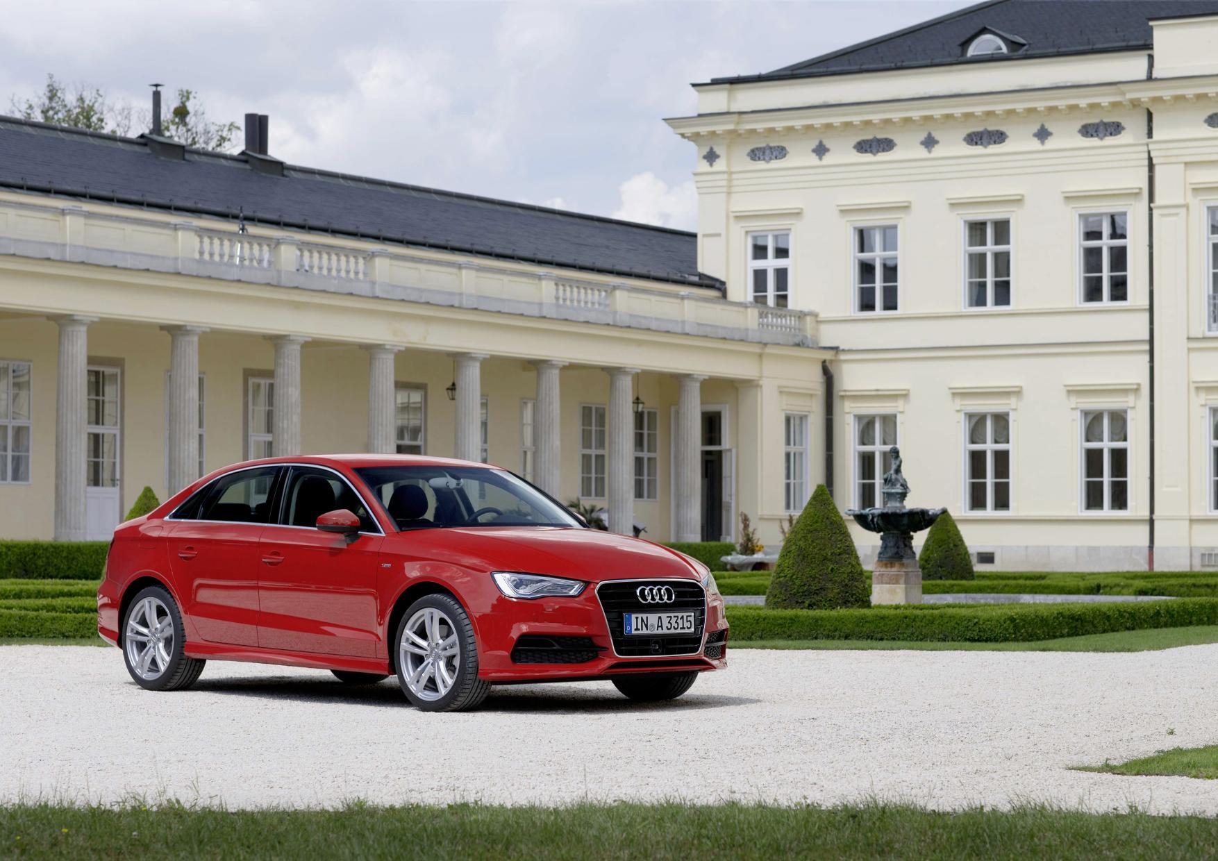Audi gana su vigésimotercer volante de oro gracias al A3 Sedán