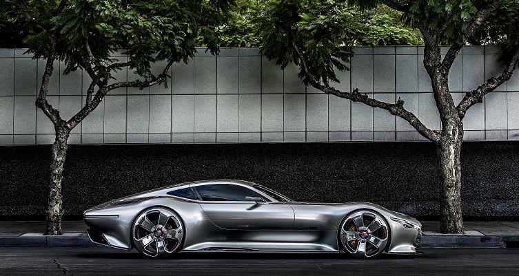 Mercedes-Benz AMG Vision Gran Turismo, un auténtico Gran Turismo