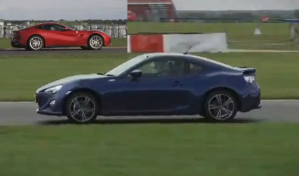 ¿Cuál de estos dos coches es más divertido en un circuito?